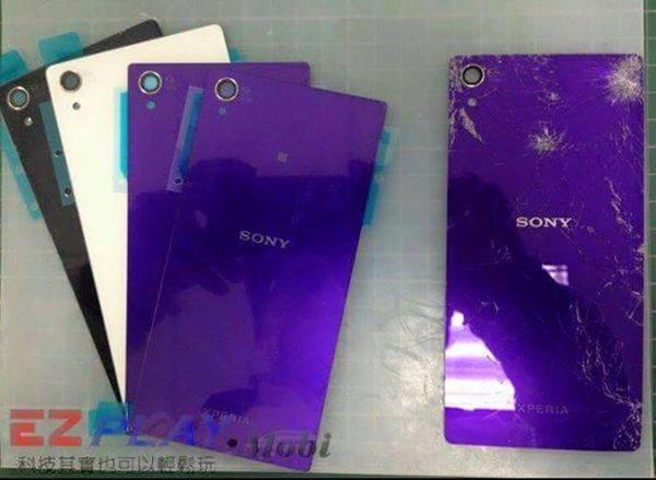 超容易破裂的Sony Z系列手機背蓋