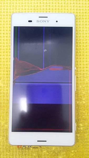 SONY Z3(D6653)現場快修更換螢幕
