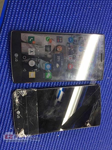 LG G4螢幕破裂