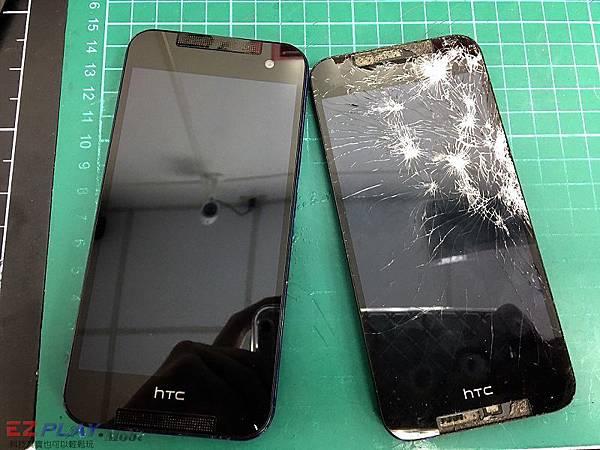 HTC 蝴蝶2這下受傷飛不了