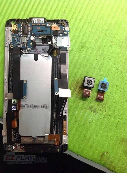 HTC One max 相機無法對焦