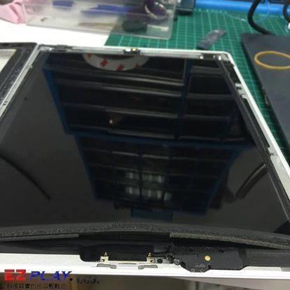 New ipad拆裝電池炸彈