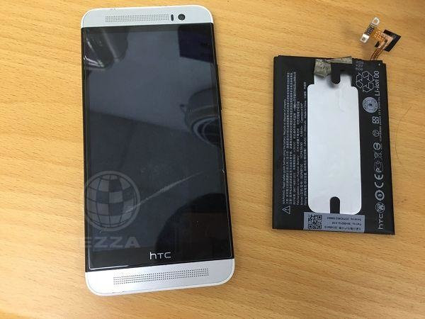 HTC E8電池該換囉