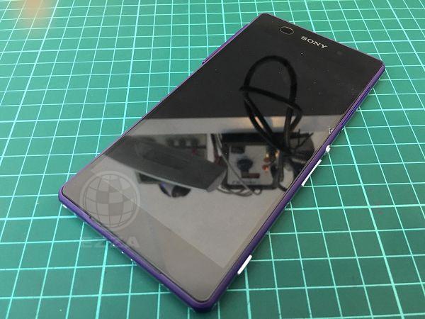 Sony Z2 不能滑動