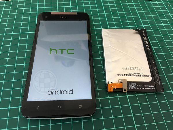 HTC 蝴蝶肚子鼓起來啦
