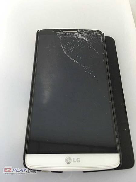 LG G3螢幕破裂