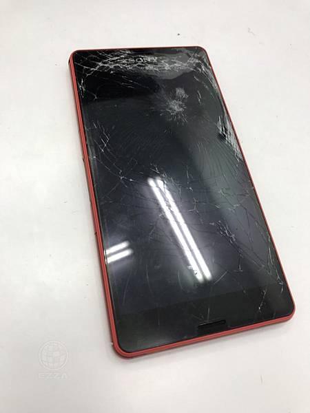 Z3C面板破裂