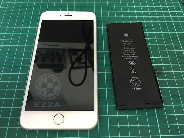iphone6+一直自動關機
