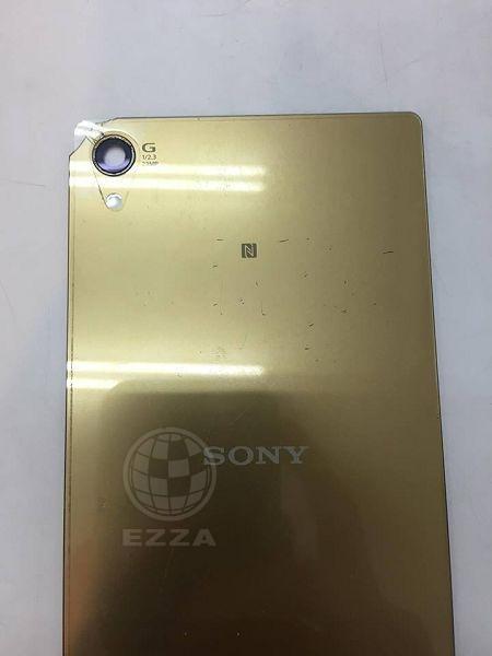 Sony Z5背蓋破裂
