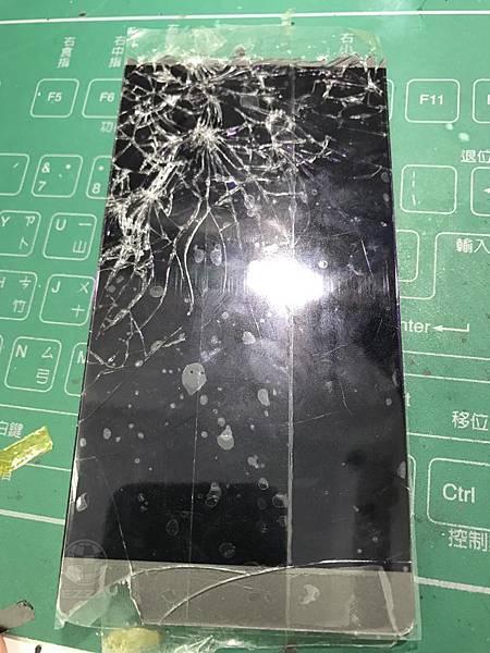 XAU面板破裂