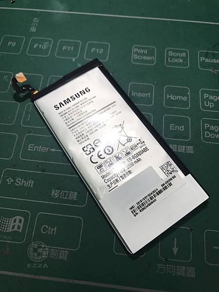S6更換電池__