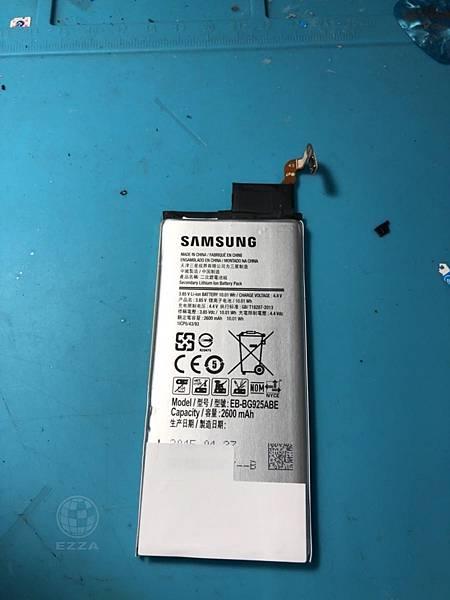 三星s6 edge電池更換