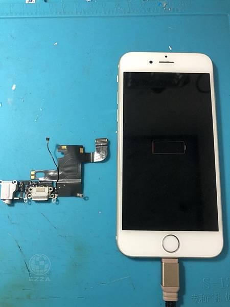 IPHONE 6無法充電