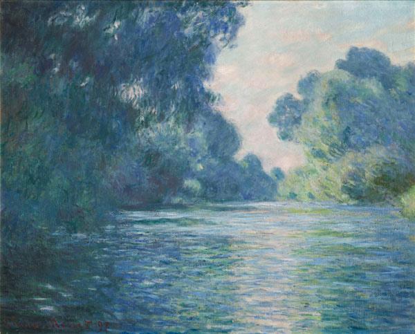 吉維尼附近的塞納河支流1897.jpg