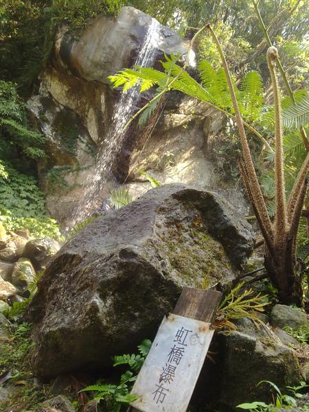 虹橋瀑布1