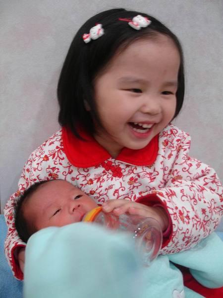 鈺婷 + 正騏 小保姆的抱抱