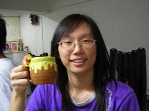 小熊維尼杯杯