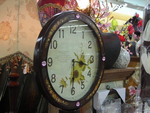 向日葵時鐘