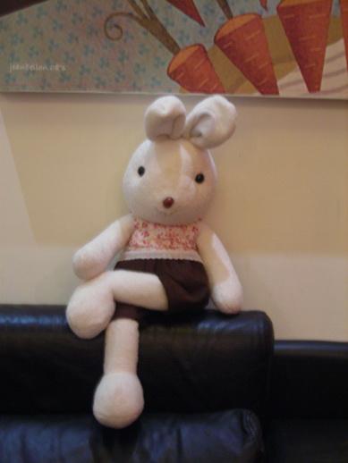 可愛的兔兔