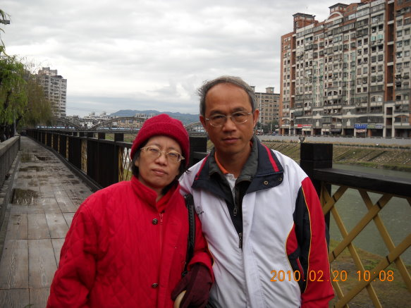 媽媽和爸爸