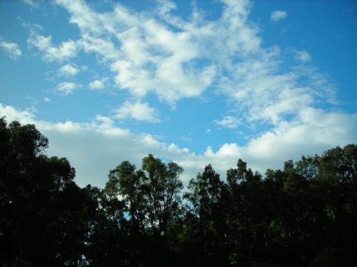 天空的美有時很難拍起來