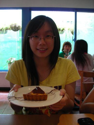 我的甜點:D