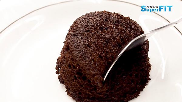 <SuperFIT營養知識庫>減肥甜點系列-低碳巧克力蛋糕