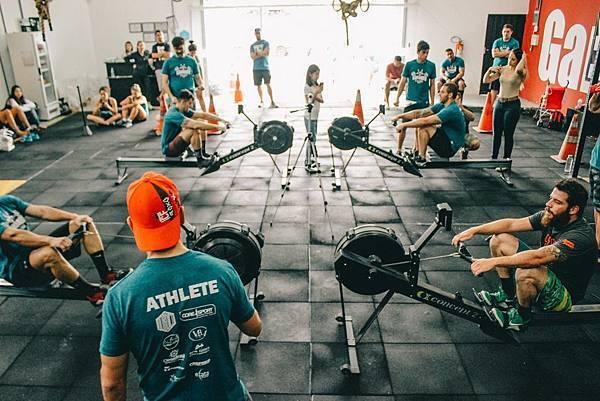 CrossFit訓練-增加運動氣氛