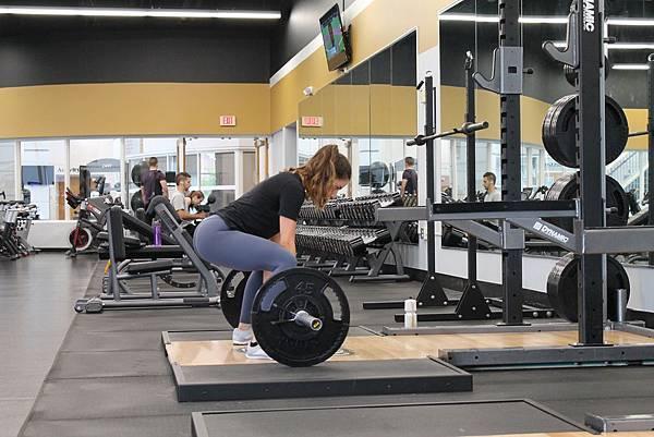 SuperFIT健身菜單-重量訓練的安全守則