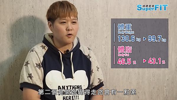 我是靚萱-SuperFIT收費值得,成效驚人,減重30公斤不是夢