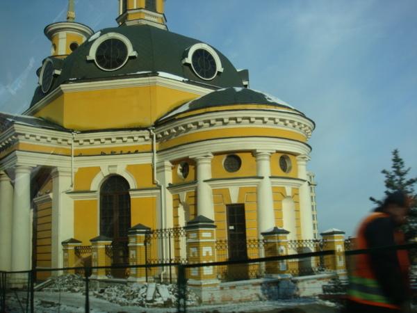 烏克蘭的教堂