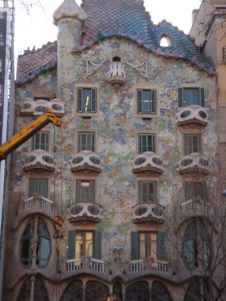 巴特婁之家by Gaudi