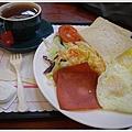 松山機場的早餐