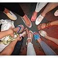 五顏六色的腳 Y子
