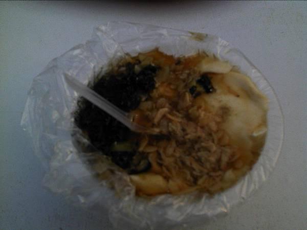 口味不合的豆腐花