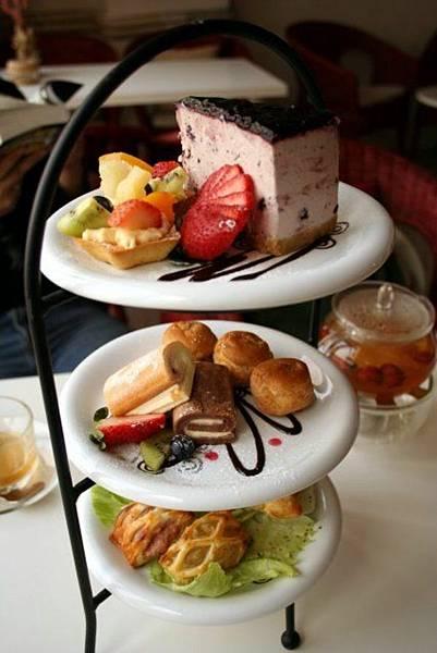 High Tea Set