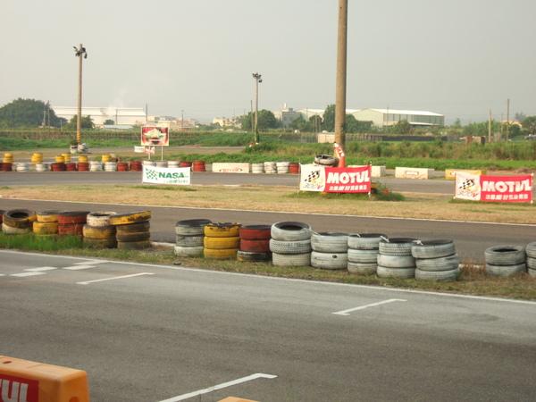 這就是據說台灣GO KART最大的賽車場了