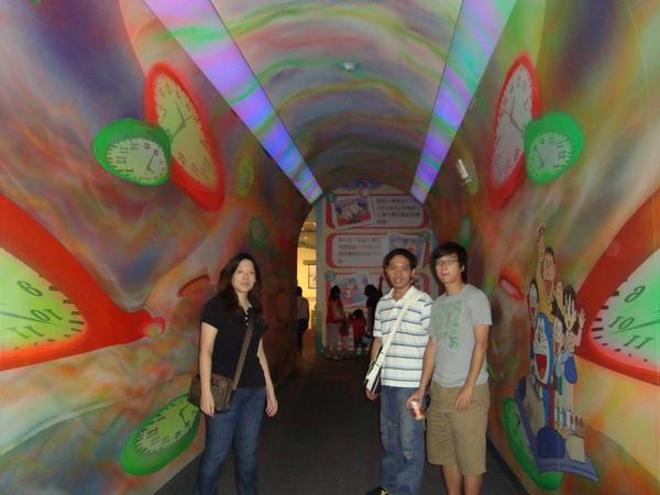 穿越抽屜的時光隧道~