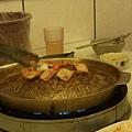 中秋烤肉來吃韓式烤肉: 非常清爽的一盤...