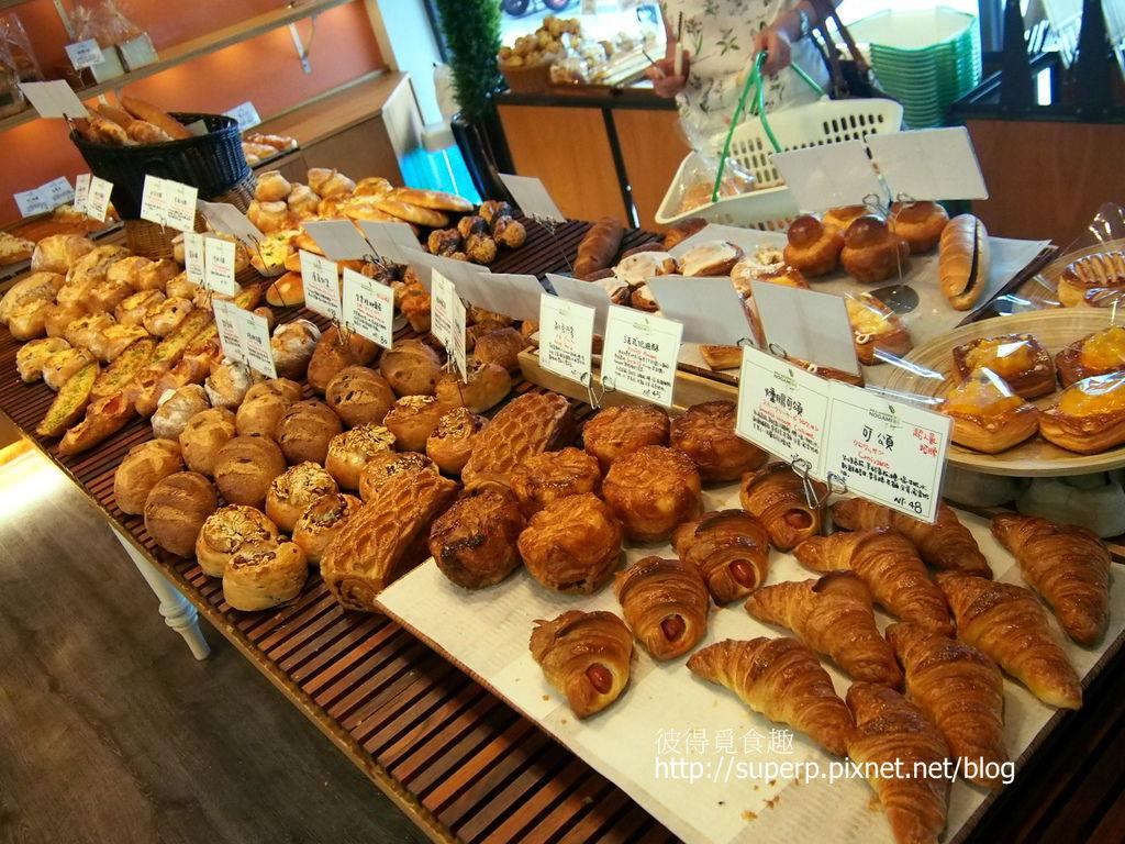 [麵包食記]台北天母的野上麵包:秒殺麵包名不虛傳 @ 彼得覓食趣 :: 痞客邦