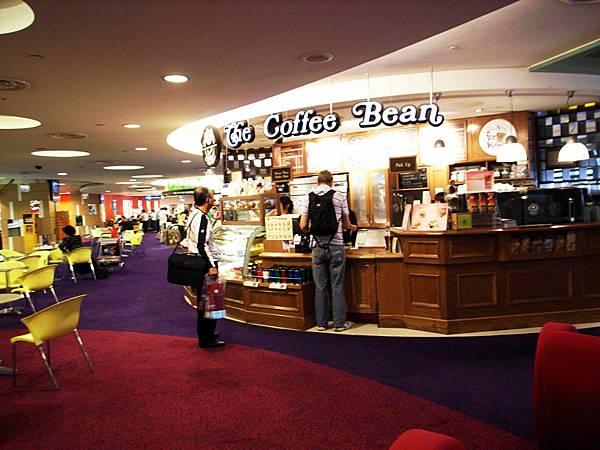 機場開放式餐廳