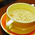 特別的芋頭濃湯