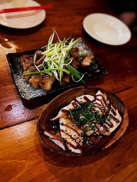 鹽烤三層肉&松阪豬