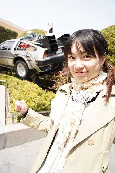 日本大阪環球影城_ (12)回到未來.JPG