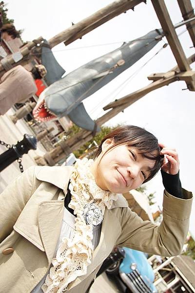 日本大阪環球影城_ (19)大白鯊.JPG