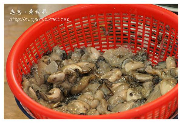 《台南》石精臼蚵仔煎、香菇飯湯 (5).JPG