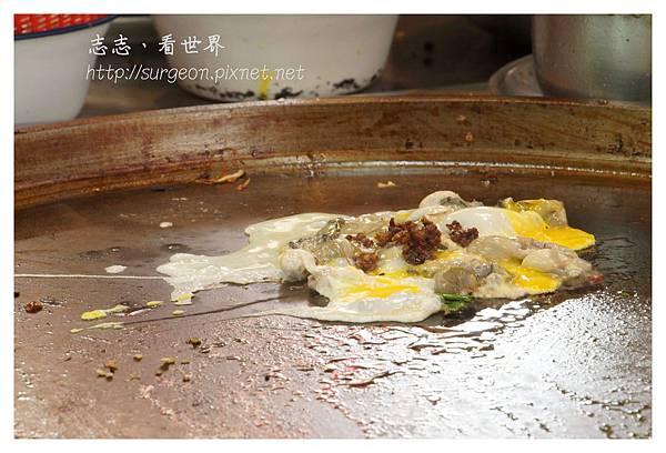 《台南》石精臼蚵仔煎、香菇飯湯 (18).JPG