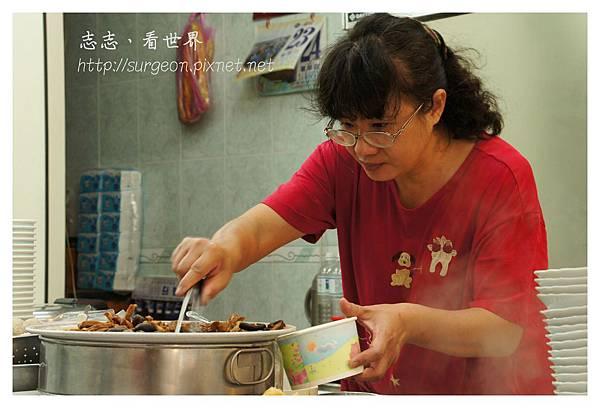 《台南》石精臼蚵仔煎、香菇飯湯 (22).JPG