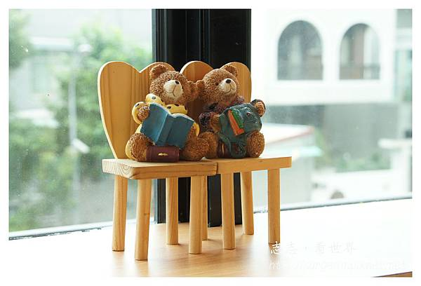 《台南》Little Bear Tea Party & Shopping 輕食 (20).JPG