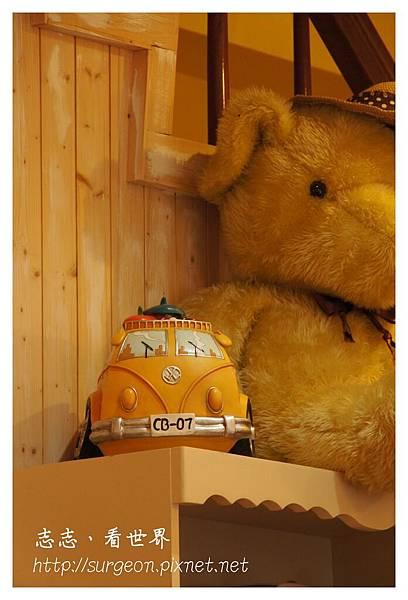 《台南》Little Bear Tea Party & Shopping 輕食 (37).JPG